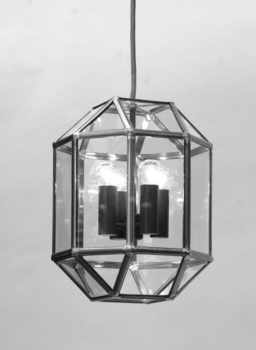 Glasmalerei Sattler - Bleiverglaste Pendelleuchten, 8 Seiten