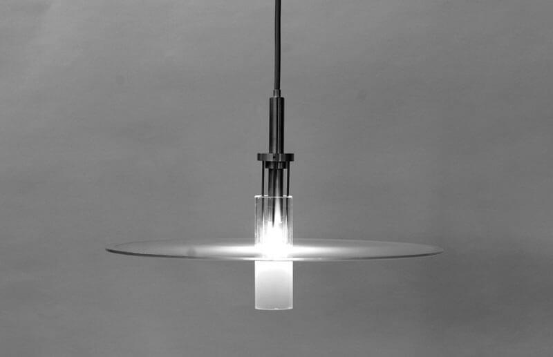 Glasmalerei Sattler - moderne und exklusive Leuchte aus Glas, zeitlose und elegante Gestaltung